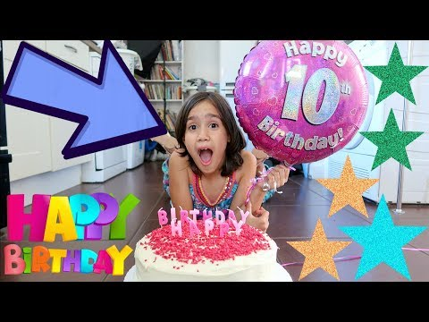 ELSIE'S 10TH BIRTHDAY!!!🎁#78 VLOG