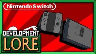 NINTENDO SWITCH | Development LORE | Yungtown | Making of the Switch | LORE