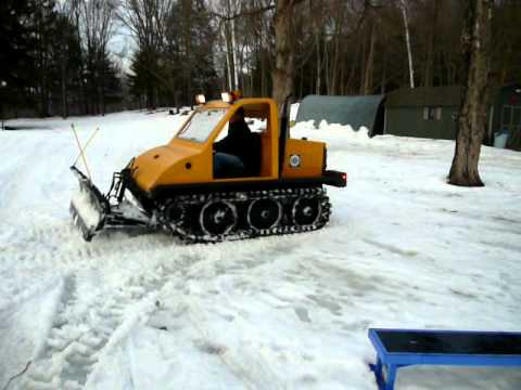 Bombardier Jw 71 Snow Kat 3 Youtube