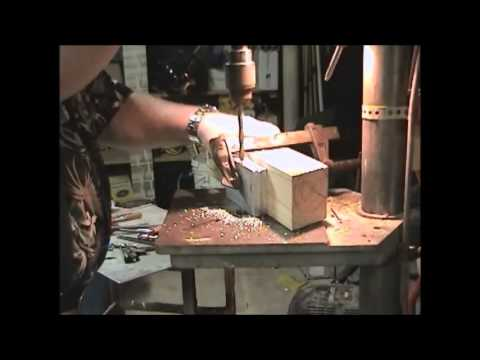HOW TO MAKE SINKER MOLDS (PART 1 OF4)
