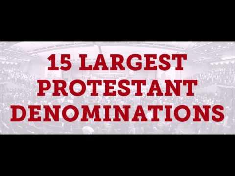 Christ Centered - April 7th 2014 (Episode 25) Christ Denominations in America 101