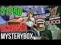 $1750 DESIGNER MYSTERY BOX?! - Blazendary Mailtime