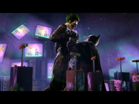 Bane and Joker Encounter - Batman: Arkham Origins - E3 2013 Gameplay