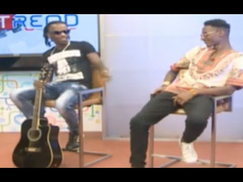 #the Trend: Just imagine Africa, Kenyan Band