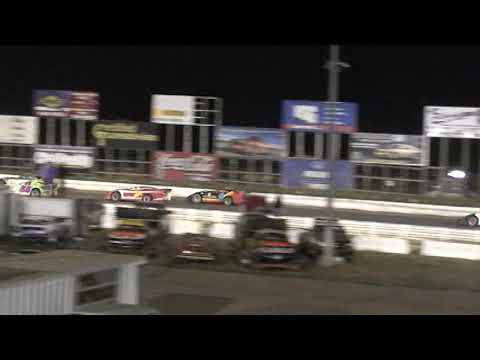 I-80 Speedway Grand National Late Model Feature 9/9/07