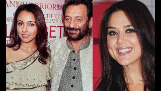 Priety Zinta was Reason of Shekhar Kapoor-Suchitra's Divorce !