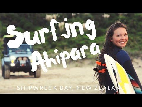EPISODE 1 // SURFING AHIPARA // NEW ZEALAND