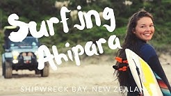 EPISODE 1 // SURFING AHIPARA // NEW ZEALAND