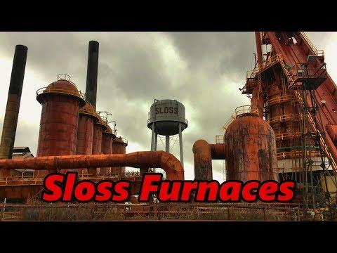 Sloss Furnaces, Birmingham Alabama