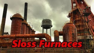 Sloss Furnaces, Birmingham Alabama