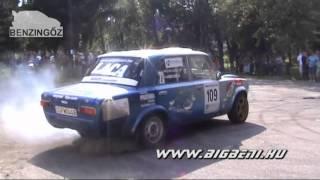 Rallye Guru Team.  4 Lóerők napja - bemutató BiGBeni] HD  Oláh László  & Fodor Ernő Thumbnail