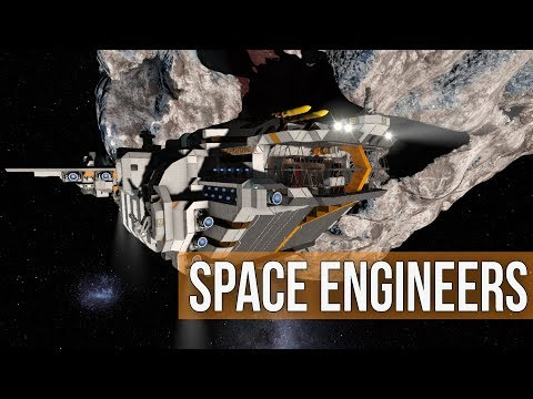Space Engineers - Pirate Space Station Siege (Modded Survival Coop) Ep 26