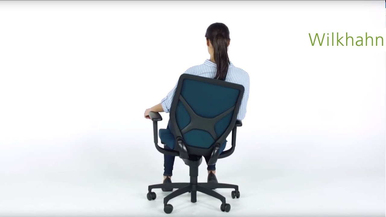 in 3d task chair the correct settings for the highest benefit