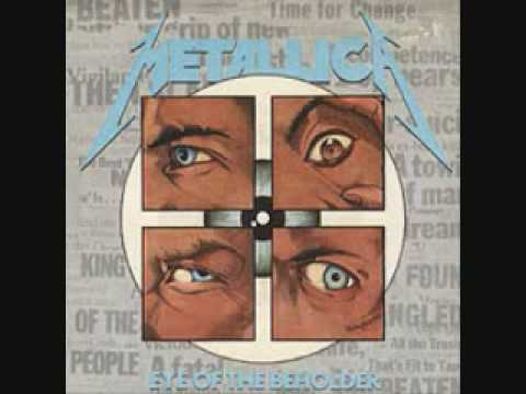 Metallica - Eye of the Beholder single (Studio Version) mp3