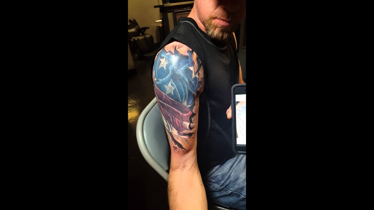 Ranked DFW as well as Texas is best tattoo cover up artist - YouTube