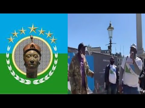 WATCH OUT THE ODUDUWA NATION MEGA RALLY IN UNITED KINGDOM