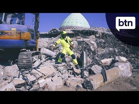 Lombok Earthquake - Behind the News