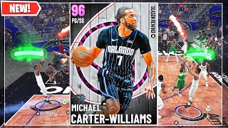 NEW PINK DIAMOND MICHAEL CARTER WILLIAMS IS A AMAZING 6'6 PG BUT IS HE A TOP PG IN MYTEAM?!?