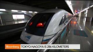 On Board the World's Fastest Train