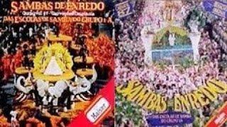 Grandes Sambas de Enredo Especial (Carnaval 1987 - 1988 - 1989)