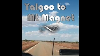 Yalgoo to Mt Magnet