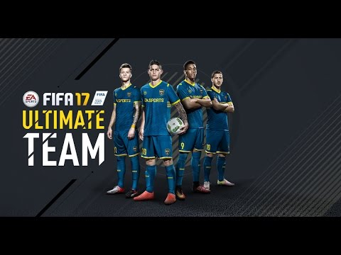 PACK OPENINGS & DAILY KNOCKOUT | FIFA 17 ULTIMATE TEAM