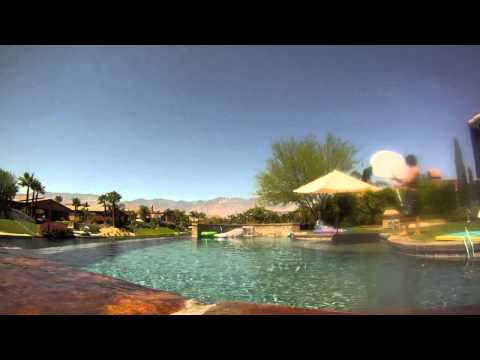 GoPro: Palm Springs Water Cam Test