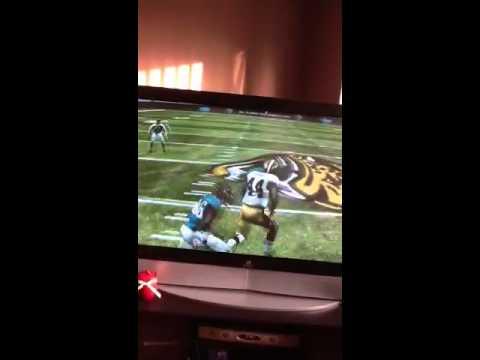Vonte leach 60+ yard touchdown run