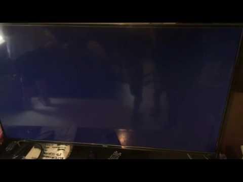 My TCL TV blue screen problem!!!