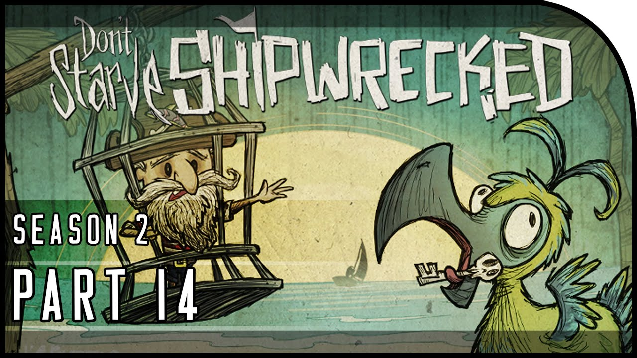 dont starve shipwrecked youtube