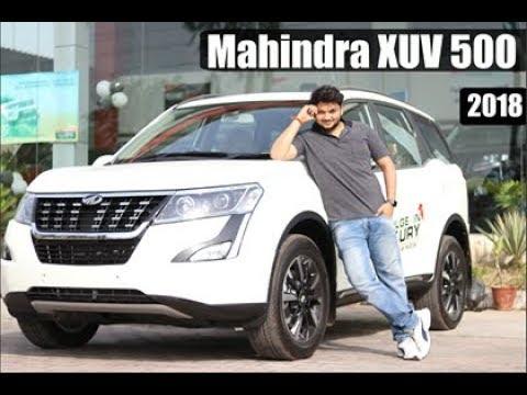 2018 Mahindra Xuv500 Facelift New Xuv 500 W11 Review ह द