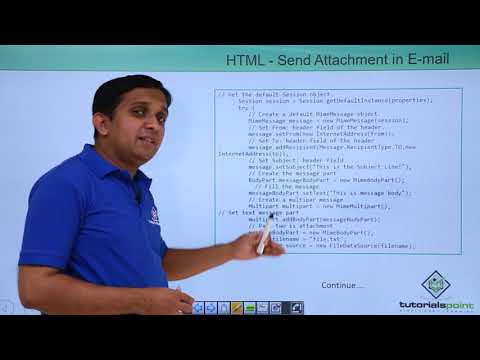 Java - Send Attachment In Email