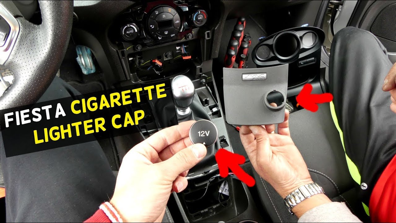 Ford fiesta cigarette lighter replacement
