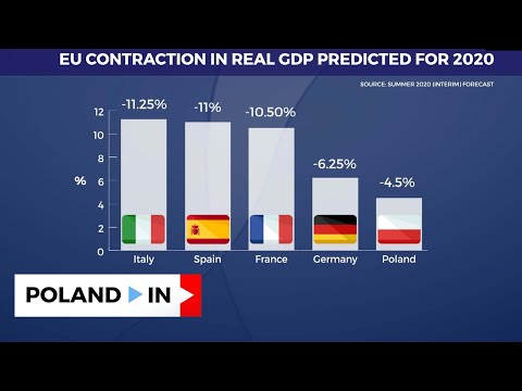 POLAND WITH THE MILDEST RECESSION AMONG EU COUNTRIES– Poland In