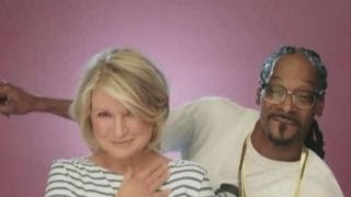Martha Stewart on Snoop Dogg's cooking skills