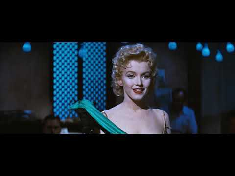 Marilyn Monroe - That Old Black Magic (Bus Stop)