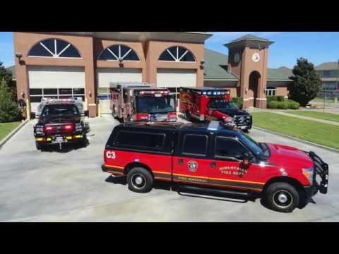 Siddons-Martin Fleet: Midlothian Fire Department