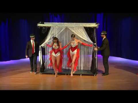 "KONI & MARIA Show  ""Why don't you do right"" & ""Cinema Italiano"", Galena's Dance Chaladri 2017"