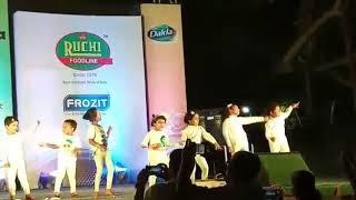 Aaradhya pati dance performance