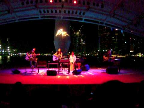 53A - Someday We'll know (New Radicals cover) Live @ Waterfront Stage Esplanade