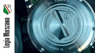 Zegarek trenera Sa Pinto może być Twój