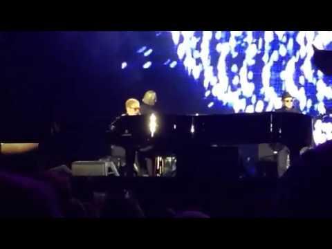 Music Midtown Elton John Your Song
