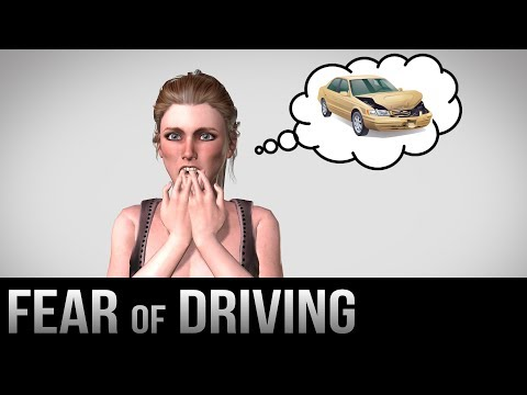 How to beat anxiety when driving