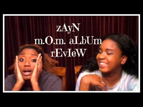 Zayn MInd of Mine Album Review