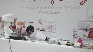 Cùng Học Làm Bánh Tiramisu Với Cô JUDY KOH
