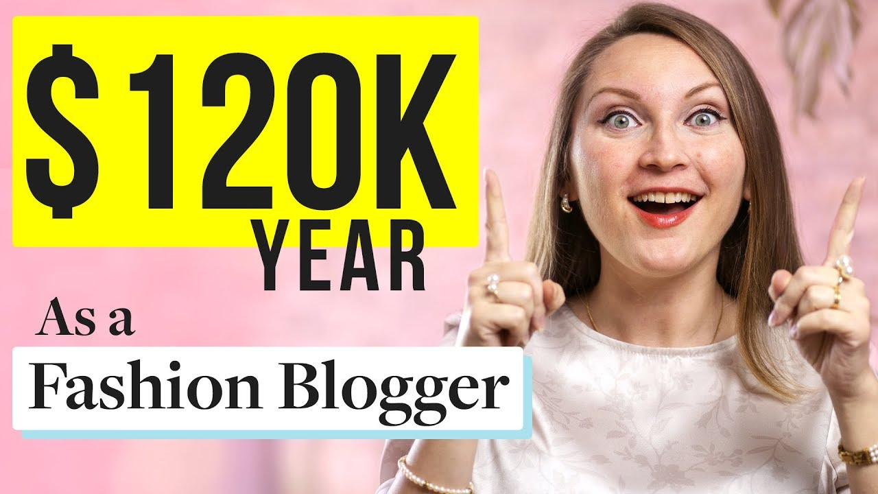 HOW TO MAKE MONEY BLOGGING  2020 | PINTEREST FOR FASHION BLOGS | HOW FASHION BLOGGERS MAKE MONEY