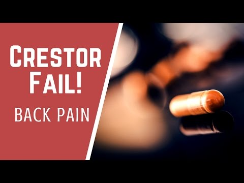 I Tried Crestor for Lowering Cholesterol | Bad Reaction