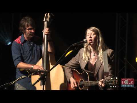Adrienne Young - My Love Will Keep. Shrewsbury Folk Festival 2010