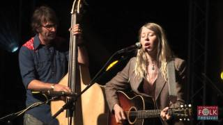 Adrienne Young - My Love Will Keep. Shrewsbury Folk Festival 2010