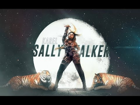 "Iggy Azalea – ""Sally Walker"" ( #sallywalkerchallenge ) ⚰️ DANCE COVER by Karel"